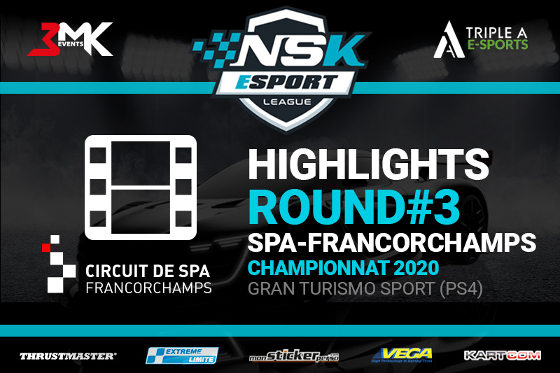 SPA-FRANCORCHAMPS : HIGHLIGHTS VIDEO
