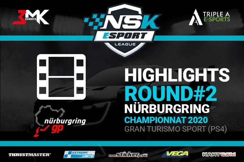 NÜRBURGRING GP : HIGHLIGHTS VIDEO
